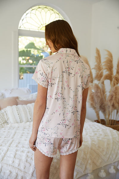 Woodstock Short PJ Set - Homebodii US