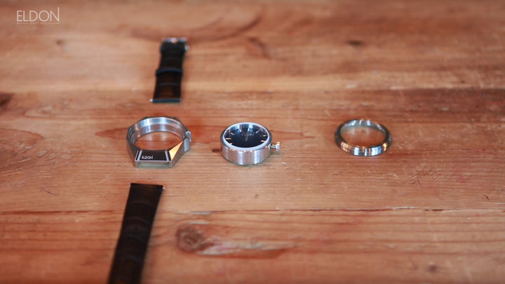 How To Assemble Your Eldon Watch!