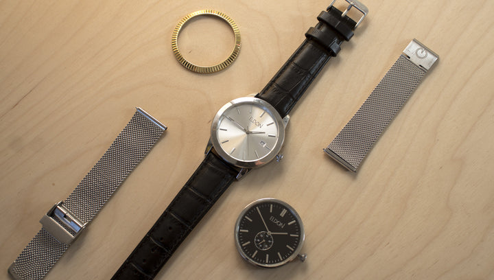 How Do Our Modular Watches Work?