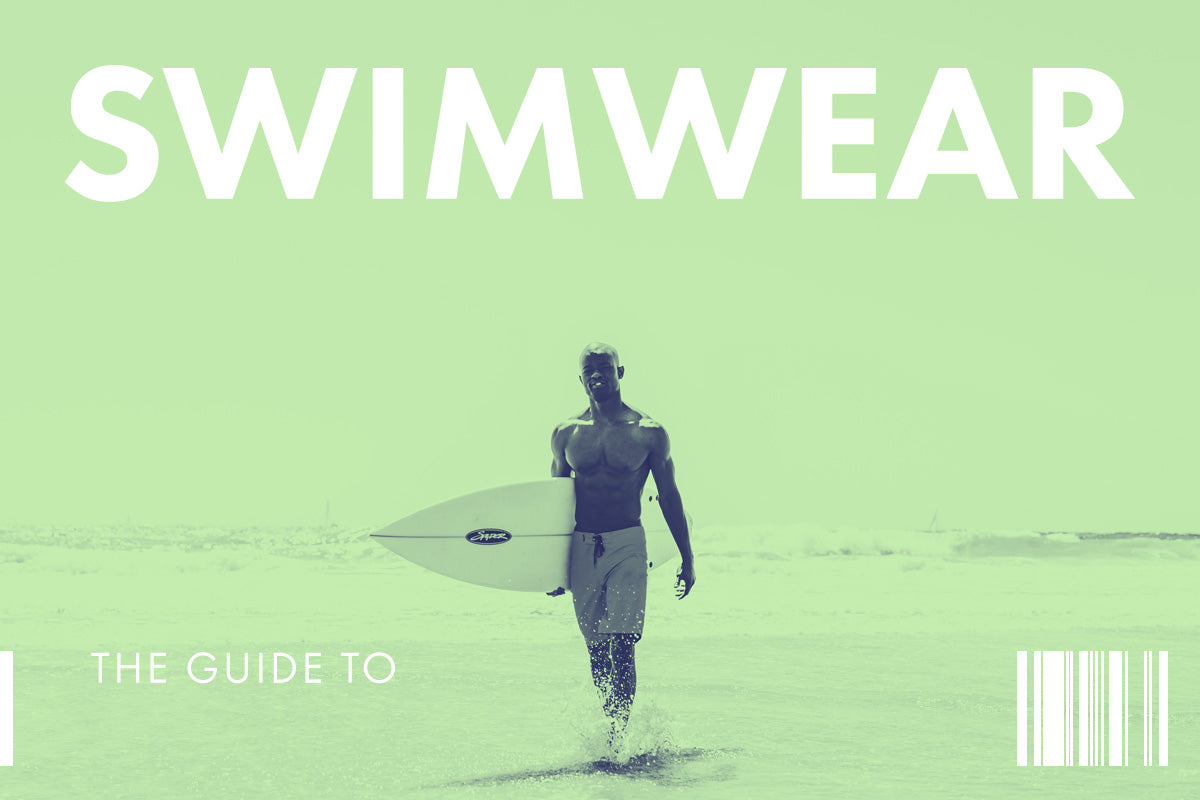 Men's Swimwear Guide