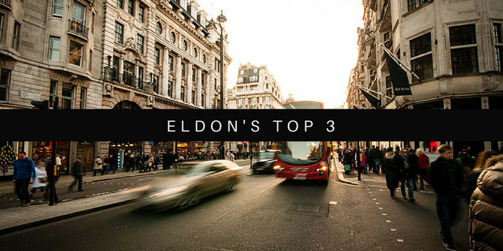 Eldon's Top 3 Watches For Adventure
