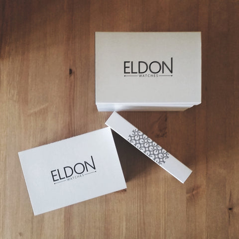 Eldon Modular Watches Watch Packaging For Components