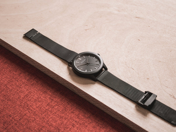 The All Black Watch