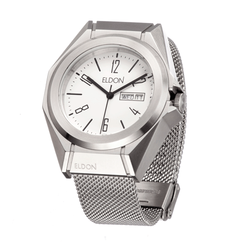 Emerge White Signature Watch