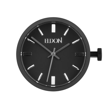 The Classic Black Original Modular Watch Face