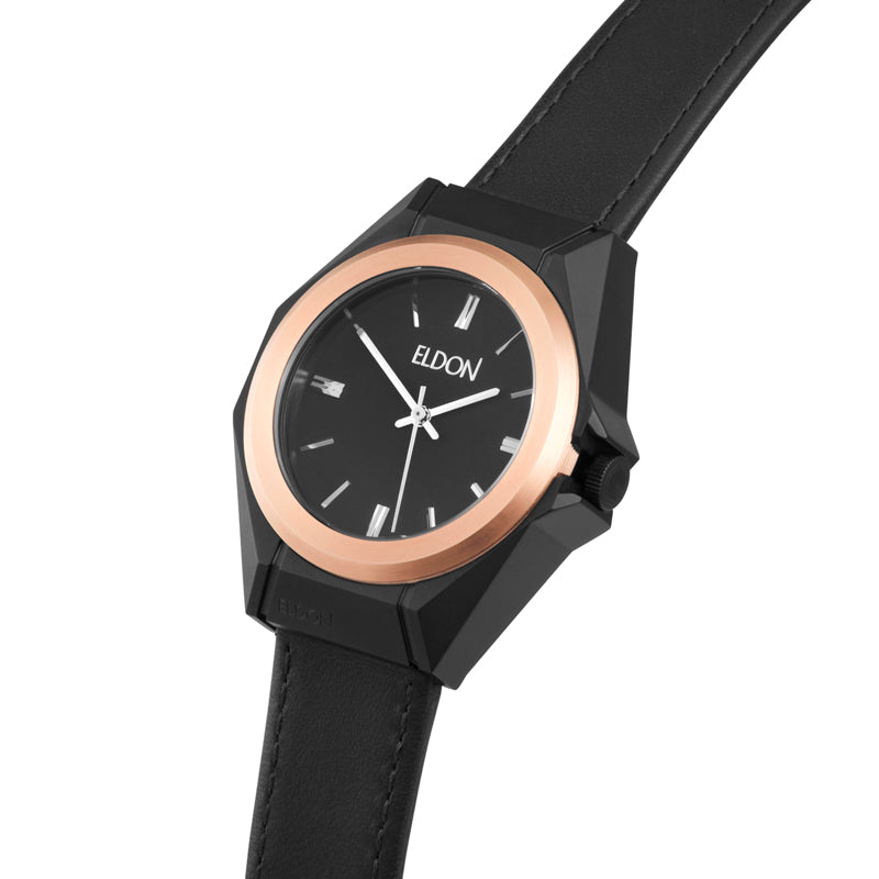 The Black Rose Original Modular Watch