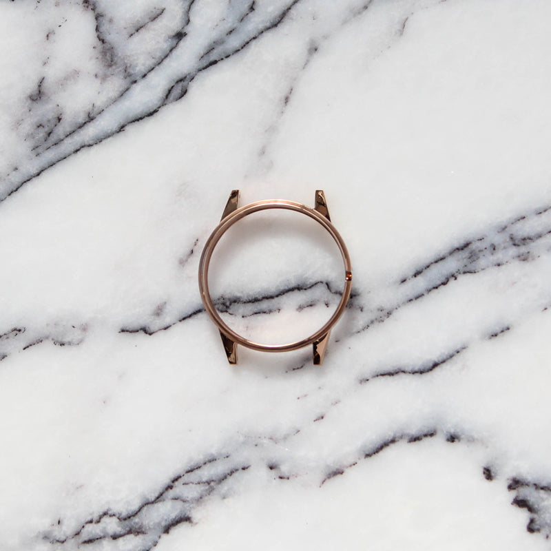Slimline Rose Gold Case