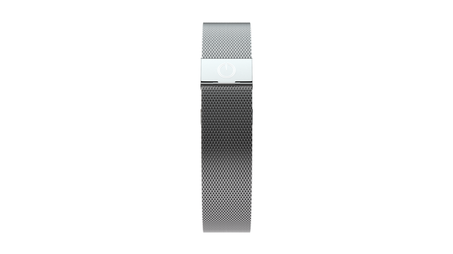 Mens Watch - Steel Mesh Strap 20mm for Eldon Watches