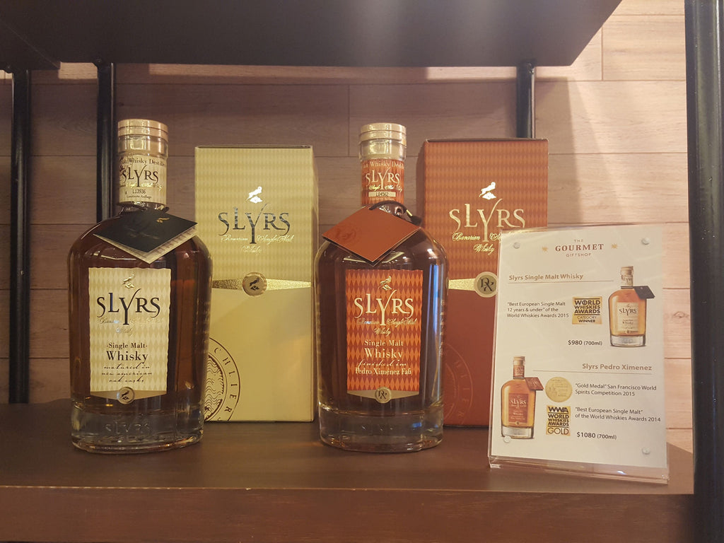 SLYRS now hosted at The Gourmet Gift Shop!!