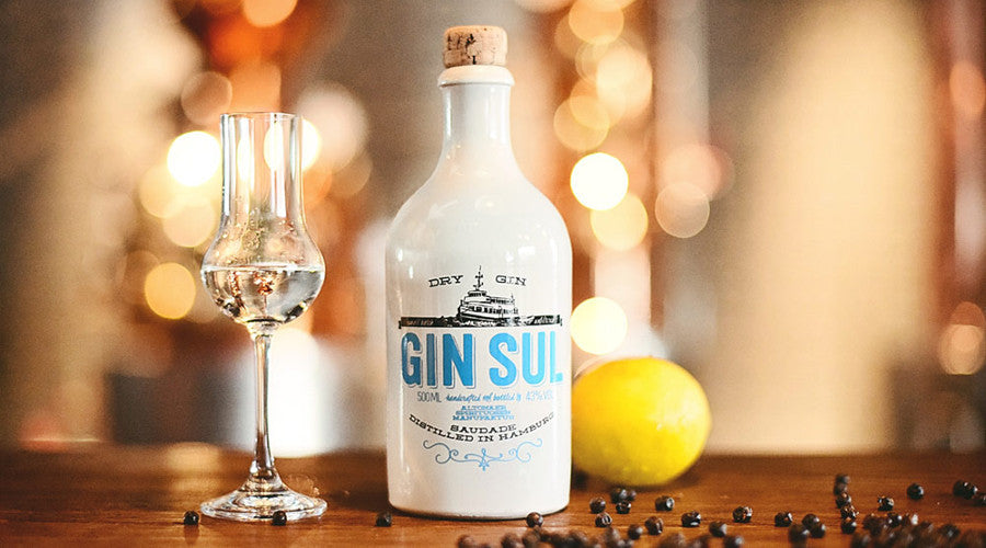 GIN Sul - Germanys best gin from Hamburg Town