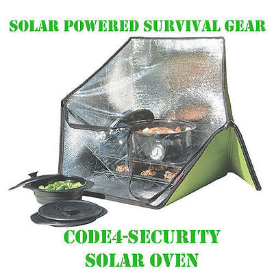 Solar Oven Bag dual purpose carry cooking gear energy efficient sun powered