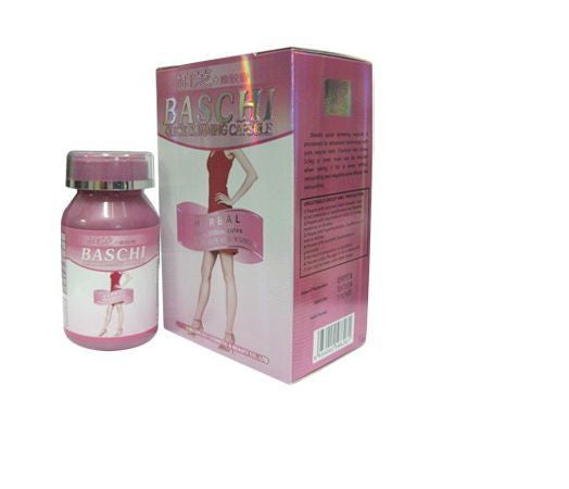 Baschi Pink Quick Diet Slimming Weight loss 40 capsules - Asia Skin
