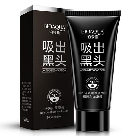 Black Mud Face Mask Blackhead Remover Ance Treatment - Asia Skin Products