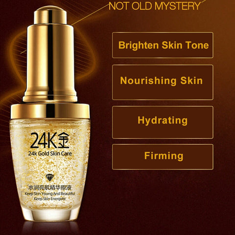 24K White Gold Moisturizing Serum - Asia Skin