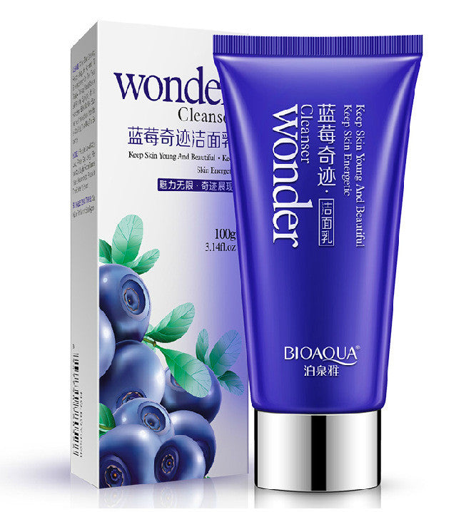 Blueberry Extract Wonder miracle cleanser - Asia Skin Products