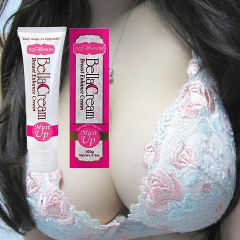 BELLA CREAM PUERARIA MIRIFICA BREAST BUST ENLARGEMENT MUST UP 100ML - Asia Skin Products