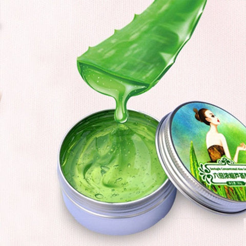 Aloe Vera Acne Treatment Face Gel - Asia Skin