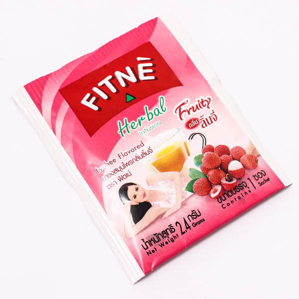Fitne Herbal Tea Infusion Slimming Diet Weight Loss Detox Flavored Natural Herb - Asia Skin