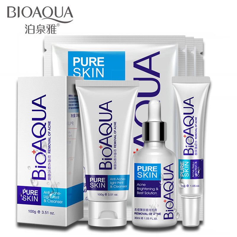 Bioaqua Acne skin care set - Asia Skin