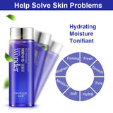 Blueberry Extract Wonder Mild Skin Tonic Smooth Facial Toner - Asia Skin Products