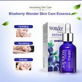 Blueberry Extract Wonder Essence For Anti Wrinkle Care Face Serum - Asia Skin Products