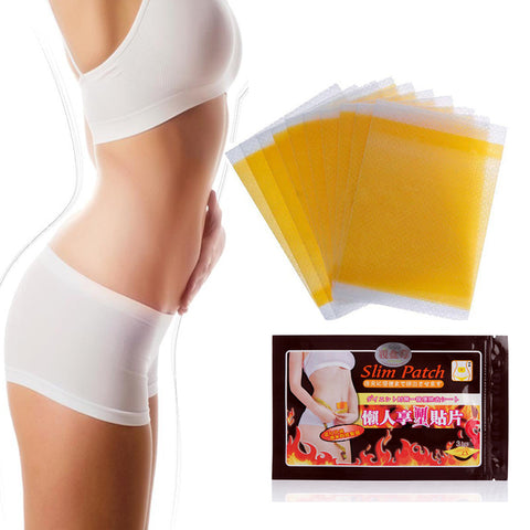 30Pcs/bag Navel Slimming Patches Weight Loss - Asia Skin