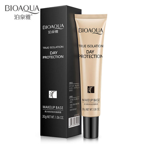 BIOAQUA Makeup Primers True Isolation Day Protection  Pre Makeup Cream