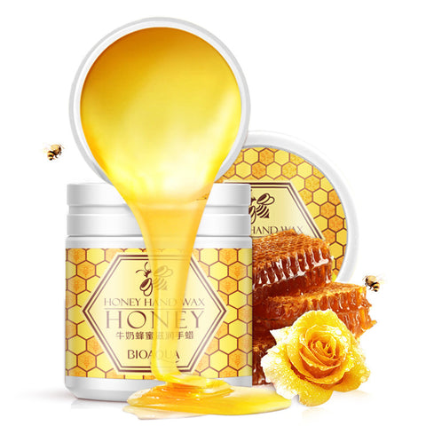 Honey Milk Nourishing Hand Wax - Asia Skin