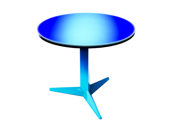 THE BIENNALE TABLE - BLUE