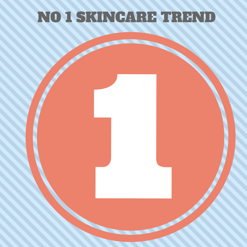 No. 1 Skincare trend for a Healthy & Natural Glow