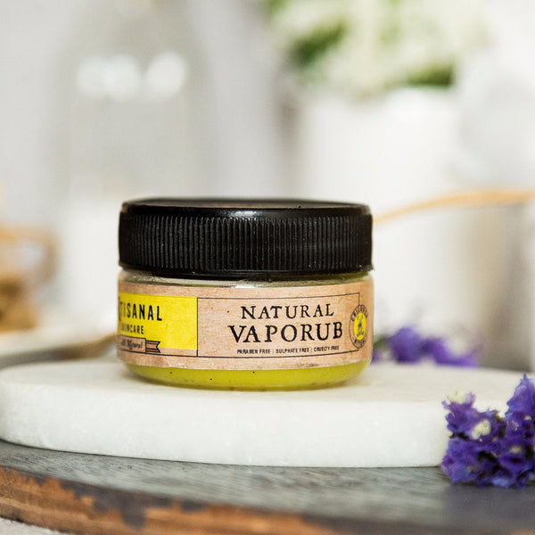 Natural Vaporub for Children