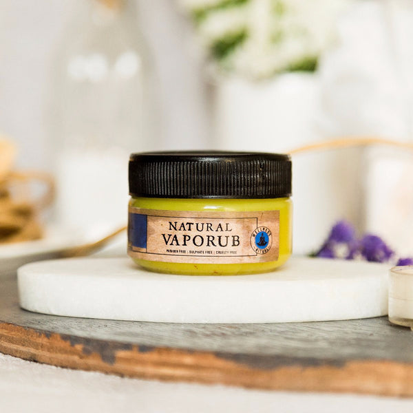 Natural Vaporub for Adults