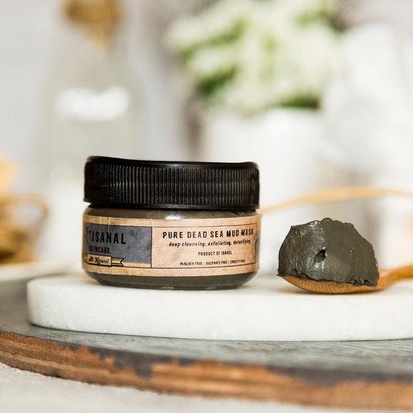 Pure Dead Sea Mud Mask (All Skin Types)