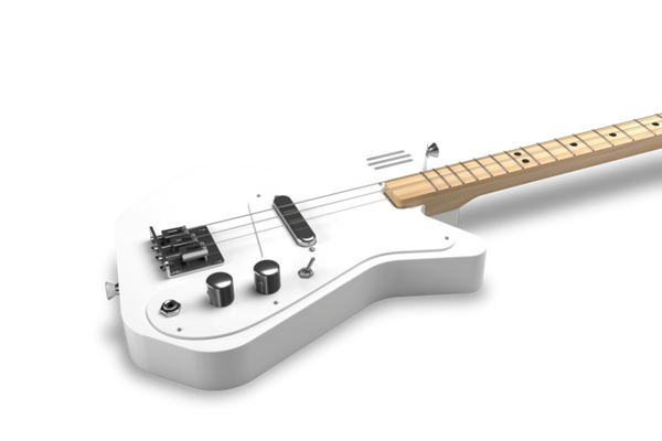 Loog Pro Electric White