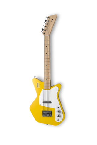 Loog Pro Electric VI Yellow