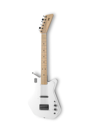 Loog Pro Electric VI White