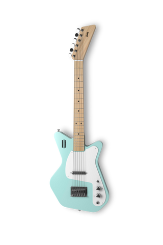 Loog Pro Electric VI Green