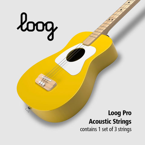 Loog Pro Acouctic  Guitar Strings