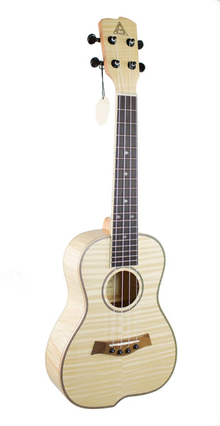 Swing Ukulele Concert Flamed Maple