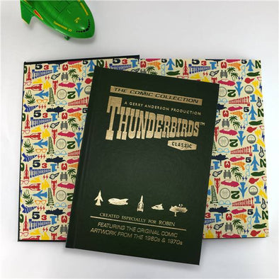 Personalised Thunderbirds Books