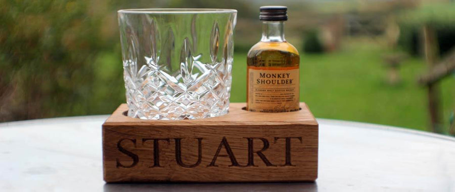 personalised gifts with alcohol