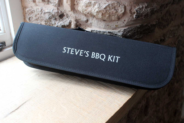 Personalised Barbecue Set