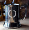 70th Birthday Personalised Tankard