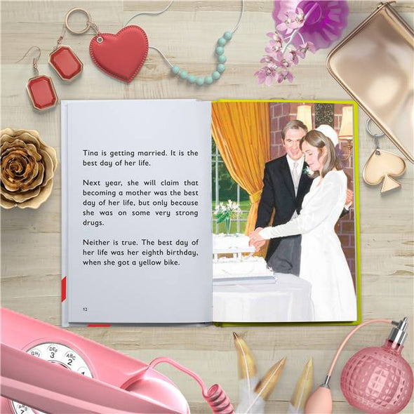 Personalised Ladybird Book, How it Works 'The Wife' - PersonalisedGoodies.co.uk