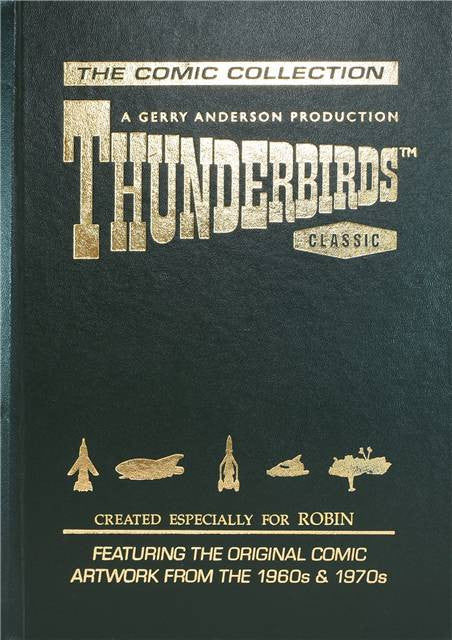 Thunderbirds Comic Collection Deluxe Edition