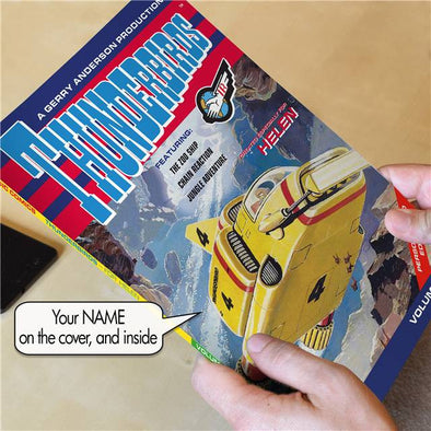 Thunderbirds Comic Volume 4