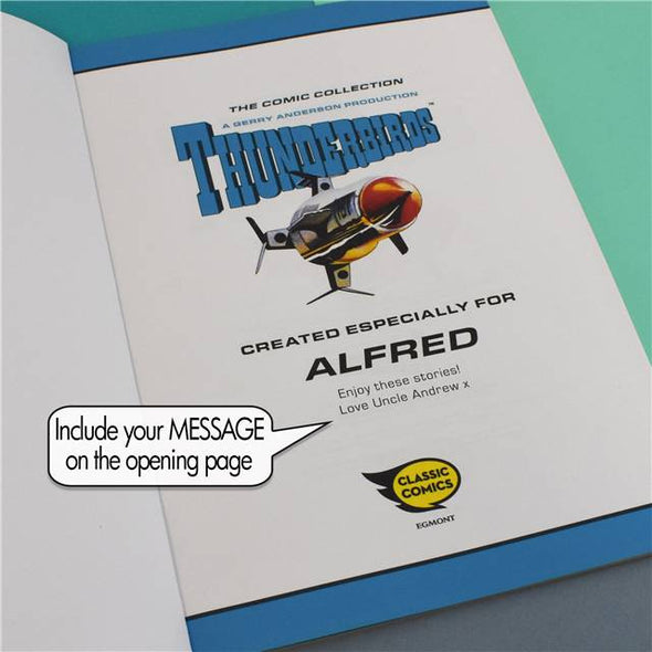 Thunderbirds Comic Volume 1
