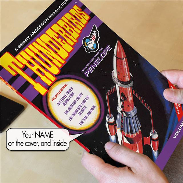 Thunderbirds Comic Volume 3