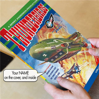 Thunderbirds Comic Volume 2
