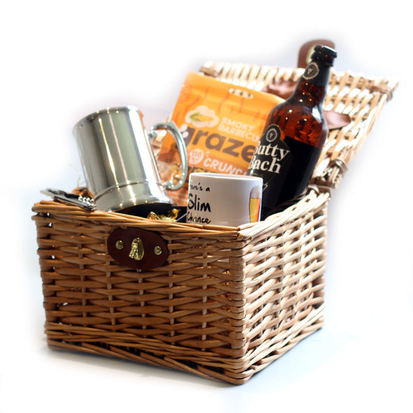 Personalised Tankard and Beer Hamper
